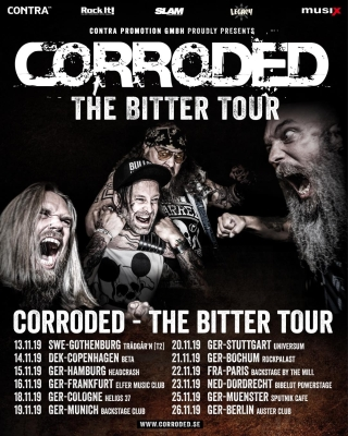 11 Corroded Flyer